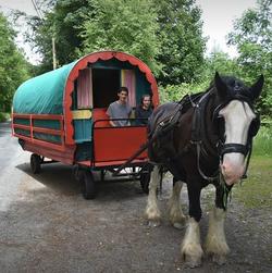 Clissmann Caravan in Ireland
