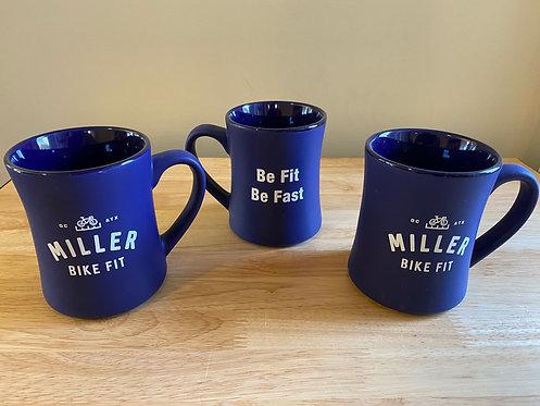 Be Fit Be Fast Coffee Mug