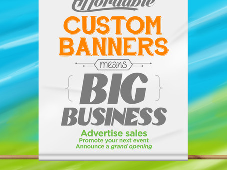 Top Benefits Signage Advertising Can Bring Your Way