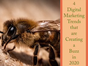 4 Digital Marketing Trends That Are Creating A Buzz In 2020
