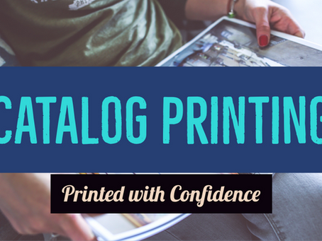 Why any Business Owner should consider a Printed Catalog!