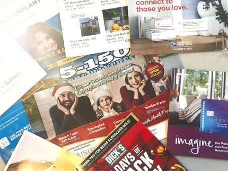 5 Reasons Why Direct Mail Still Matters