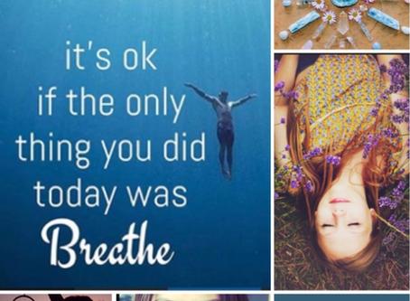 It's ok, Just Breathe