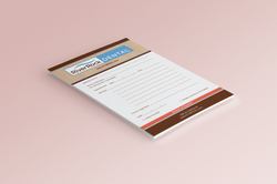 Office Note Pads
