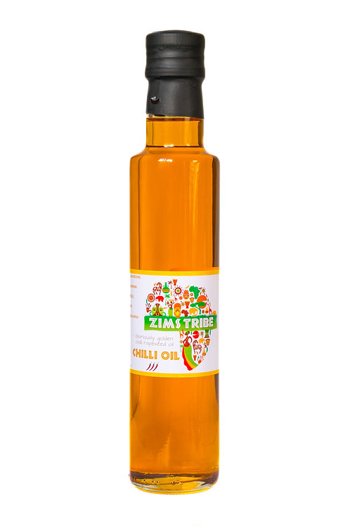 Chilli Infused Rapeseed Oil