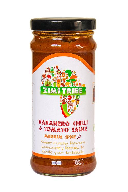 Orange Habanero Chilli & Tomato MEDIUM