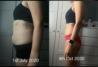 Charlotte Amber transformation pictures.