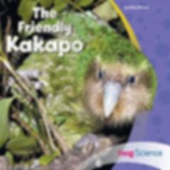 The Friendly Kakapo