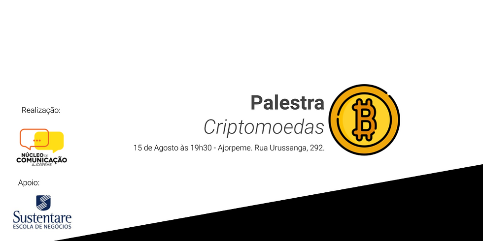 Palestra: Criptomoedas (1)
