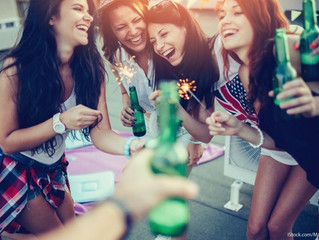 Top 5 Destinations for hen party