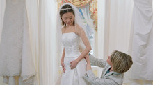 Who Should Help Me Put On My Wedding Dress?
