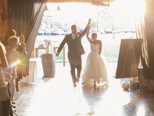 Top 10 Wedding entrance songs