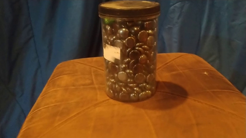 $100 Prize Jar