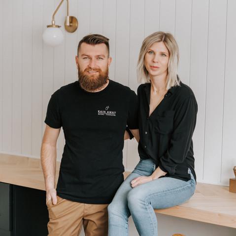 Courtney & Esmir Cordic