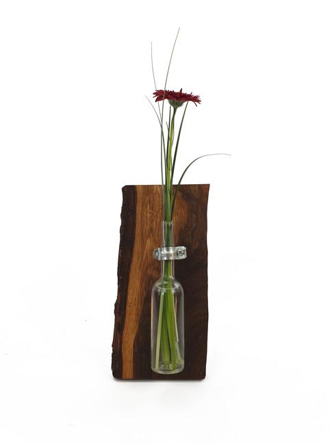 Flaschen-Vase