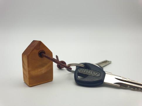 Haus-Schlüsselanhänger