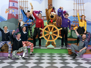 Watch the Wiggles perform for Talk Like a Pirate Day!