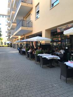 Ristorante & Pizzeria Arte Terrasse Frankfurt