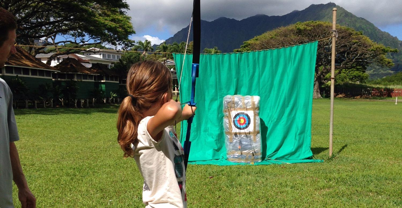 Target Archery Practice