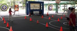 SAFE Archery in PE