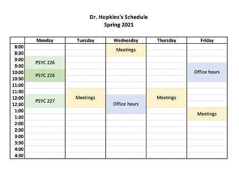 Schedule for door.png