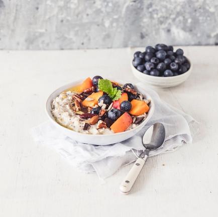 Základní fermentovaná kaše aneb jak si připravit opravdu zdravou a vyváženou obilnou snídani