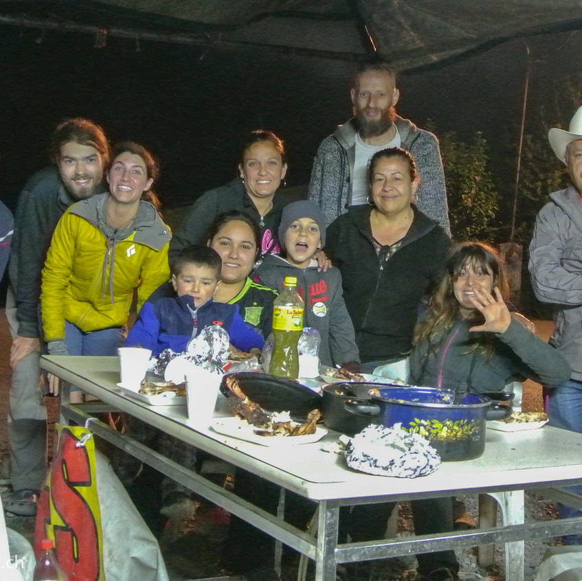 Celebration in Cienga de Gonzalez