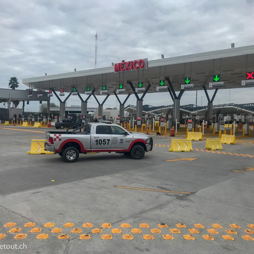 Laredo Border