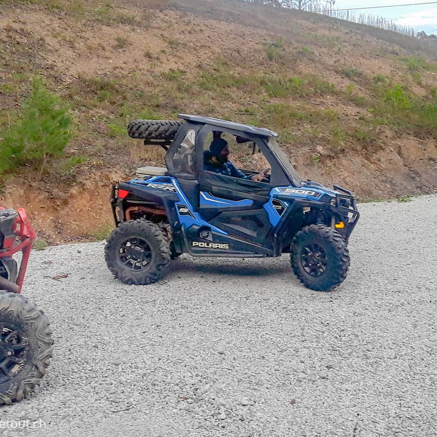 Our ATV ride
