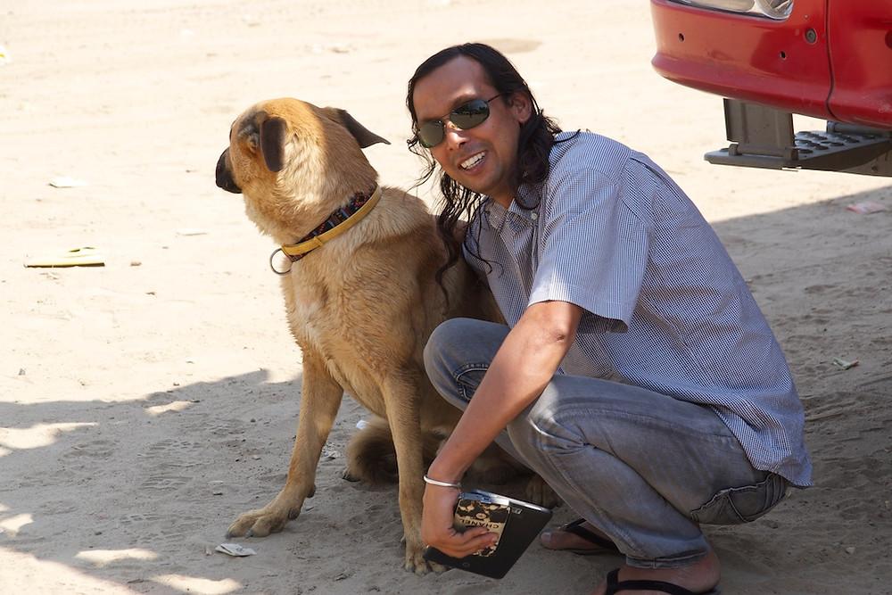 Bargyi - our tour guide
