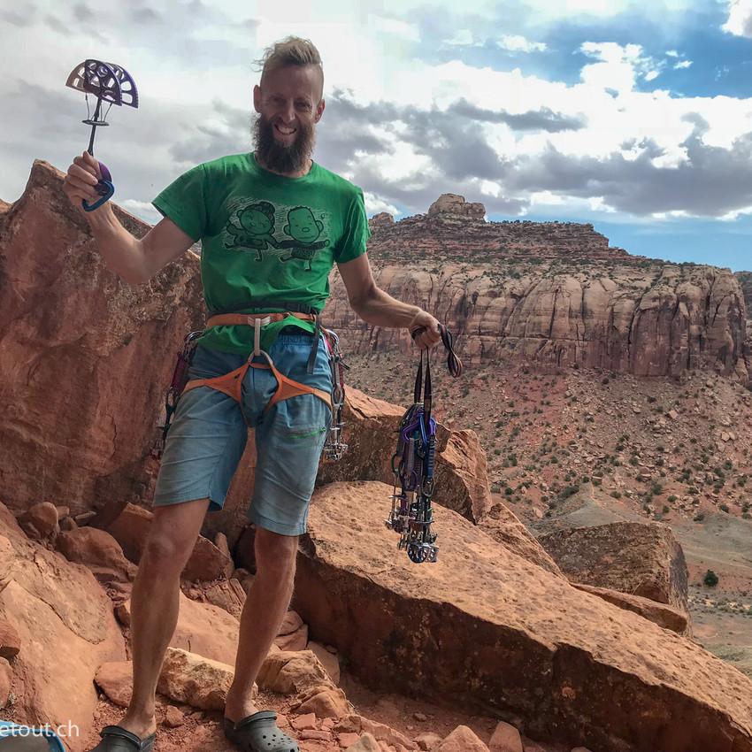 Gear for Crack Climbing