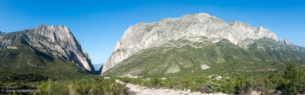 """The """"backside"""" of Potrero Chico"""