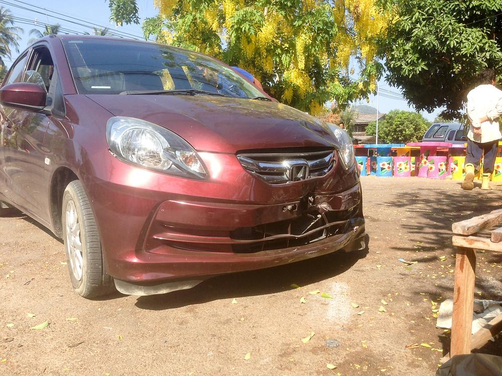 Our rental car ;-)