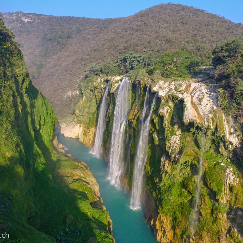 The falls of Tamul