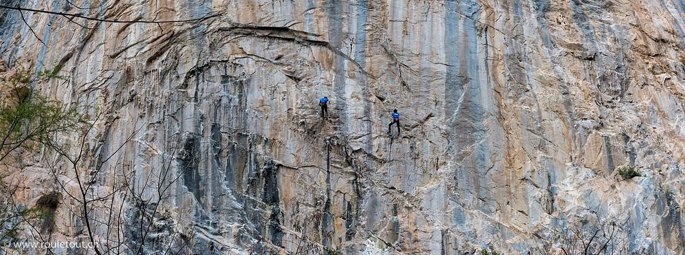 The rock in El Salto