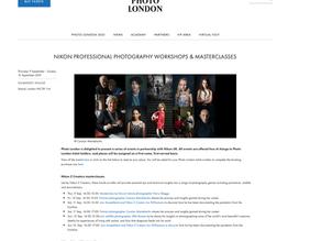 Photo London 2021 - Masterclass