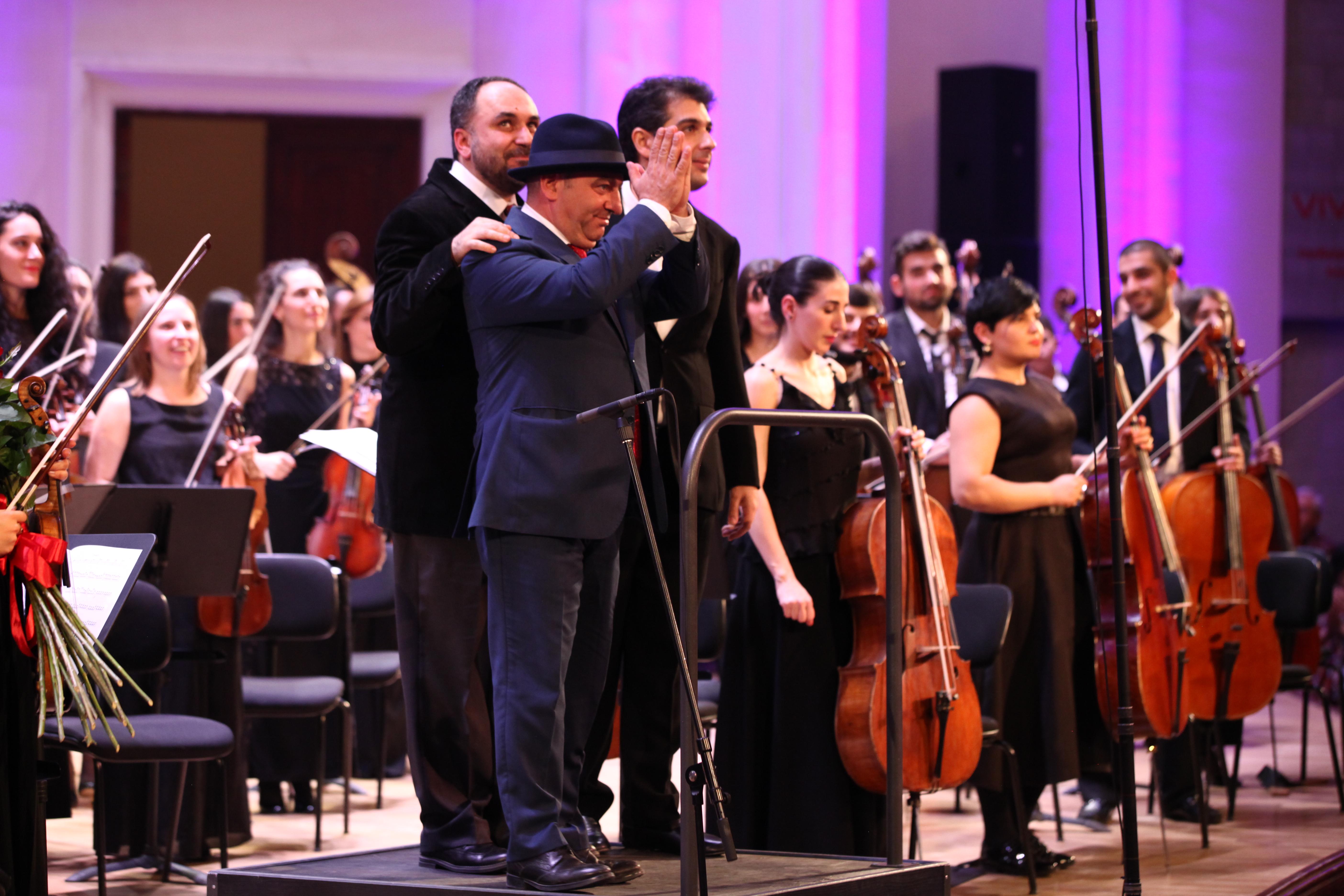 Khachaturian meets Jazz