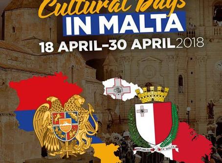 Armenian Cultural Days in Malta