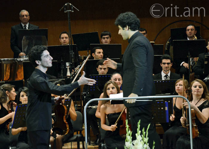 ARM COMPOSERS FEST | ARMENIAN SYMPHONY ORCHESTRA