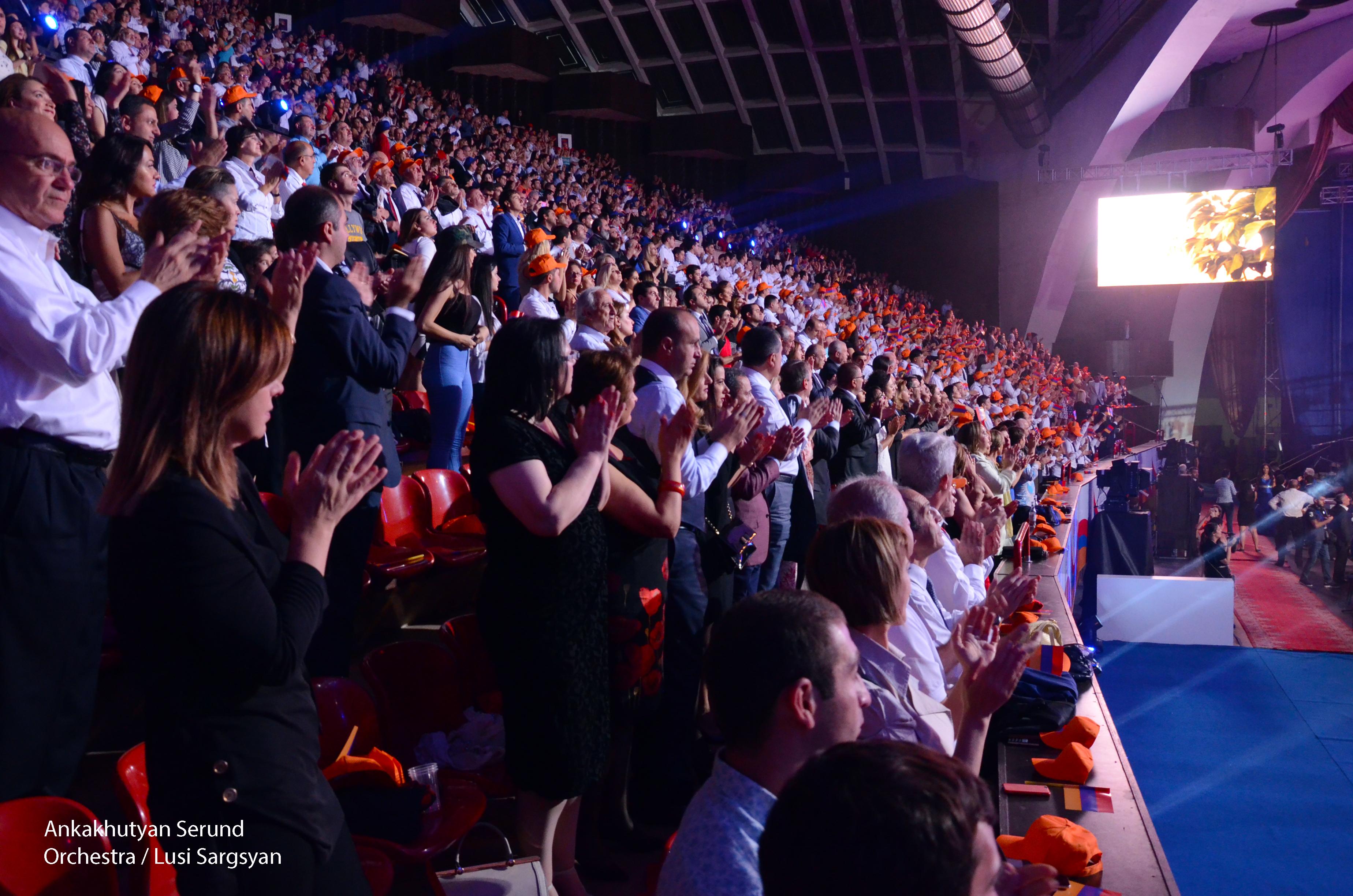 All Armenian Orchestra and Choir
