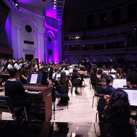 """Armenia"" Symphonic Poem opens int'l music festival in Yerevan"