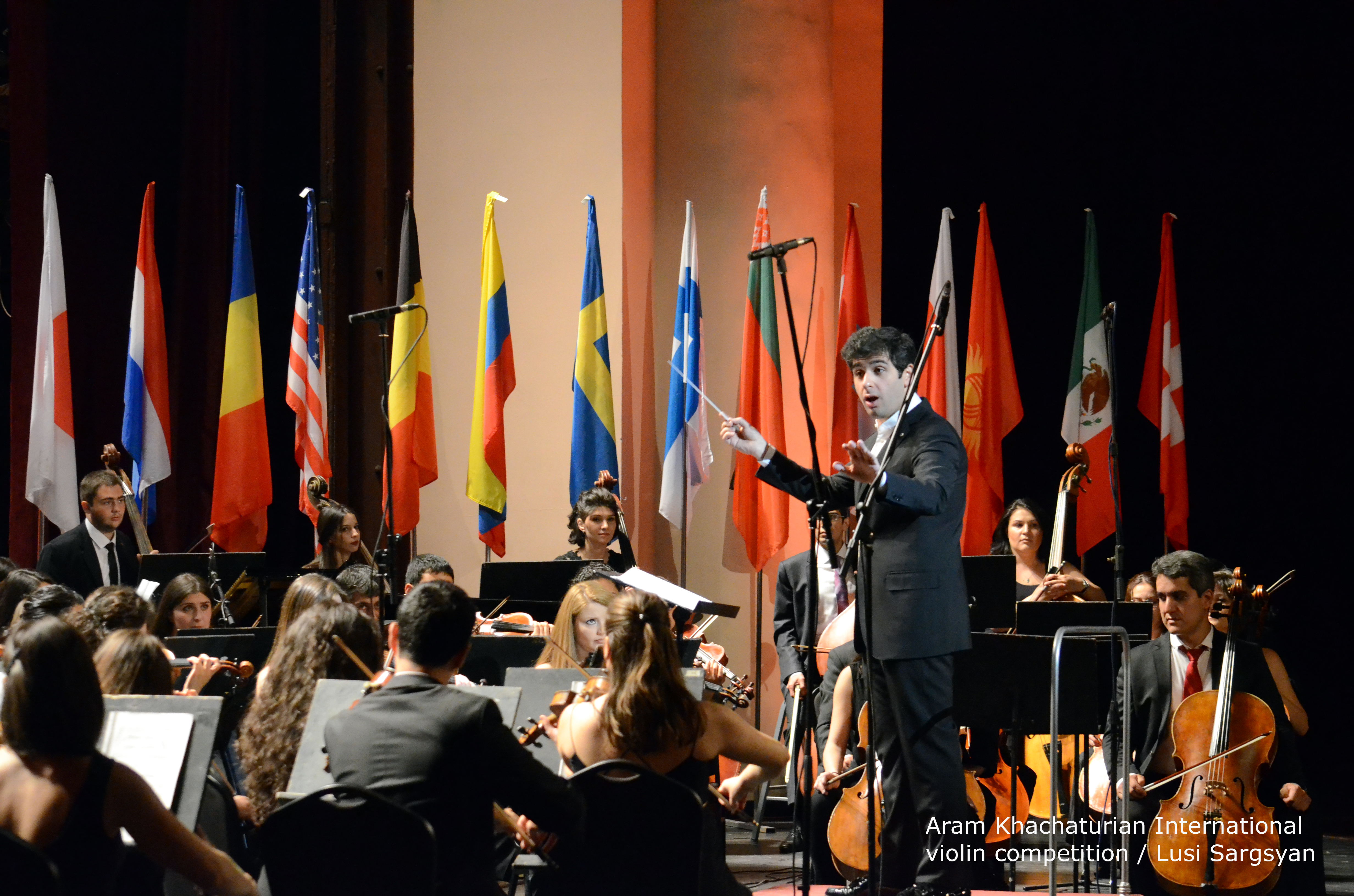 Khachaturian Competition 2015