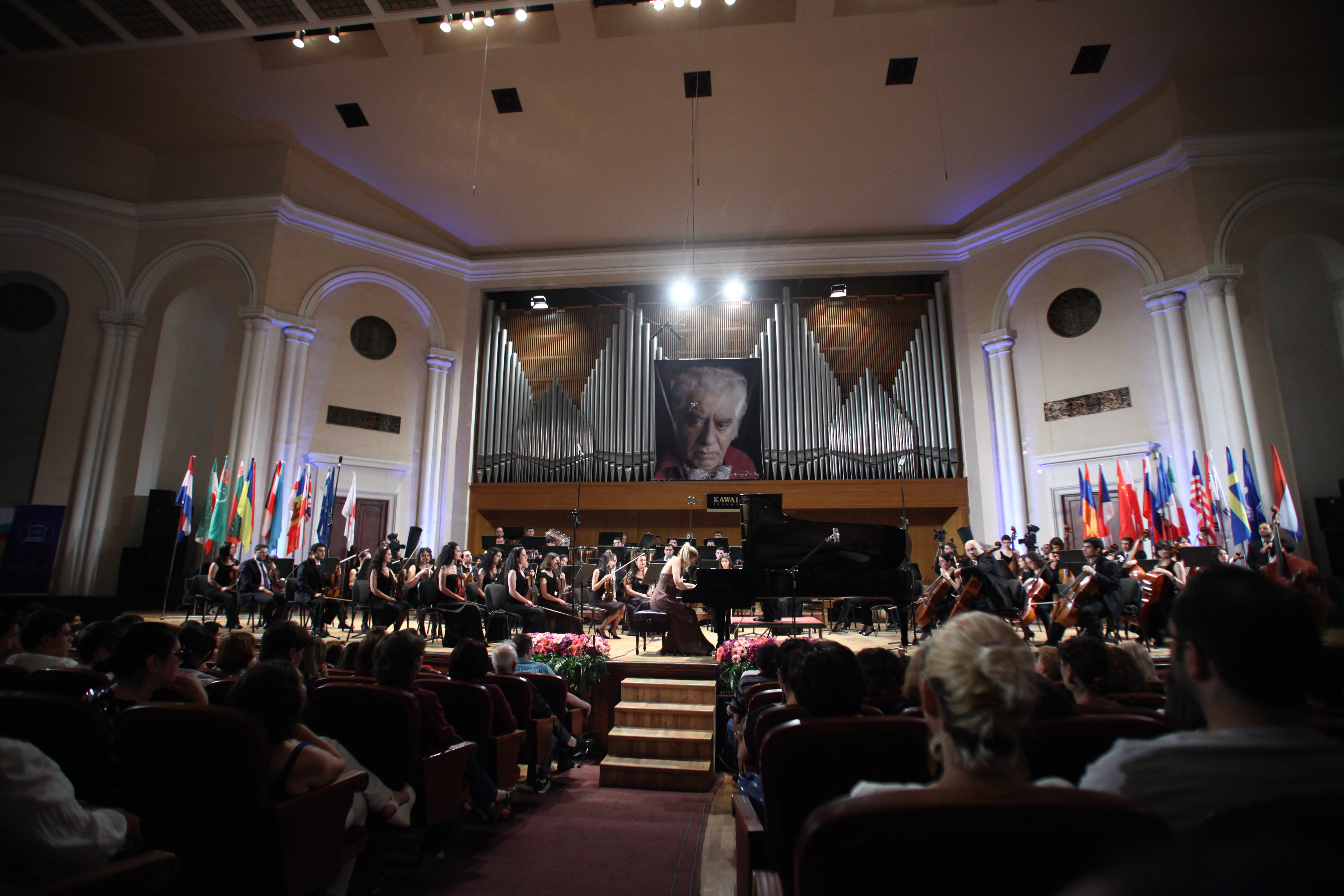 Khachaturian Competition 2014