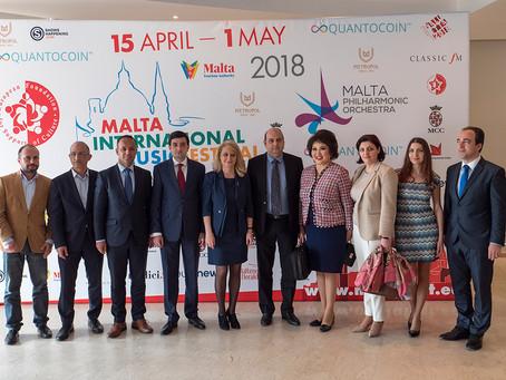 Armenian Cultural Days kick off in Malta