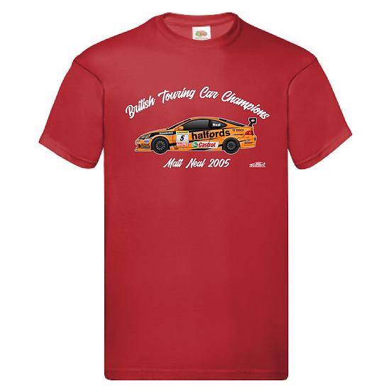 2005 Matt Neal T-Shirt