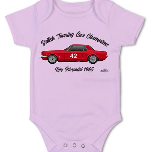 Roy Pierpoint 1965 Champion | Baby Grow