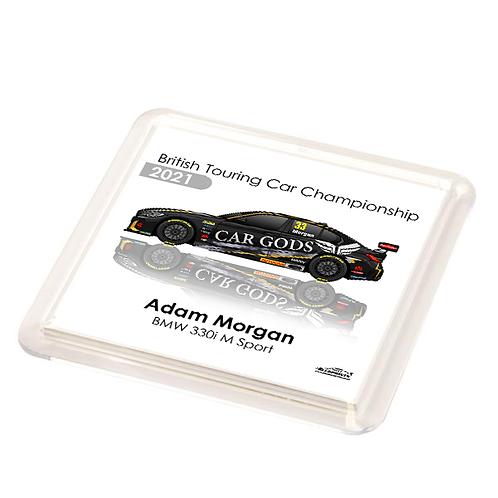 Adam Morgan 2021 | Ciceley Motorsport | Coaster