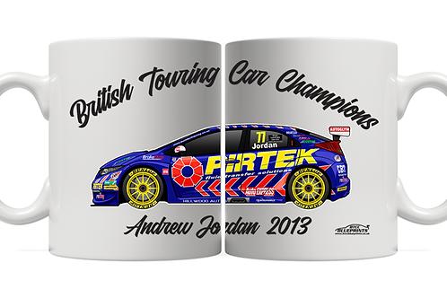 Andrew Jordan 2013 Champion 11oz Mug