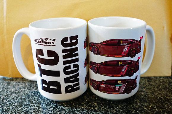 BTC Racing 2020 Mugs