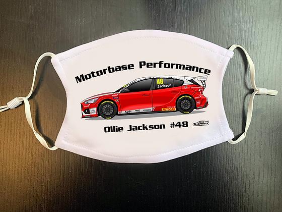 2020 Ollie Jackson Face Mask